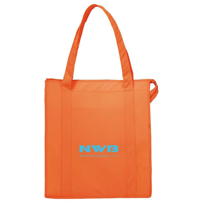 NonWoven Insulated Hercules Grocery Tote